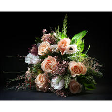 Bouquet rond 101
