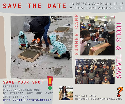 T&T Camp Save the datejpg