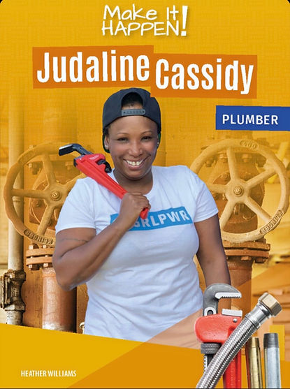 Kids Plumbing Book Judaline Cassidy