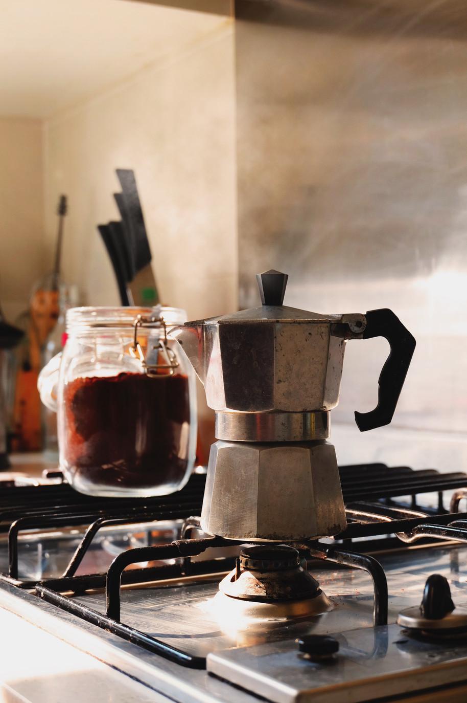 Pra finalizar os sete dias de Itália: Café!