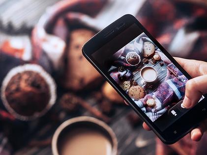 Instagram para empresas do ramo gastronômico: O GUIA DEFINITIVO