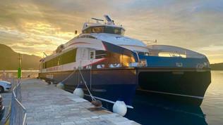 VAŽNO - Informacije o katamaranima za Dubrovnik i Split u izvansezonskom redu plovidbe