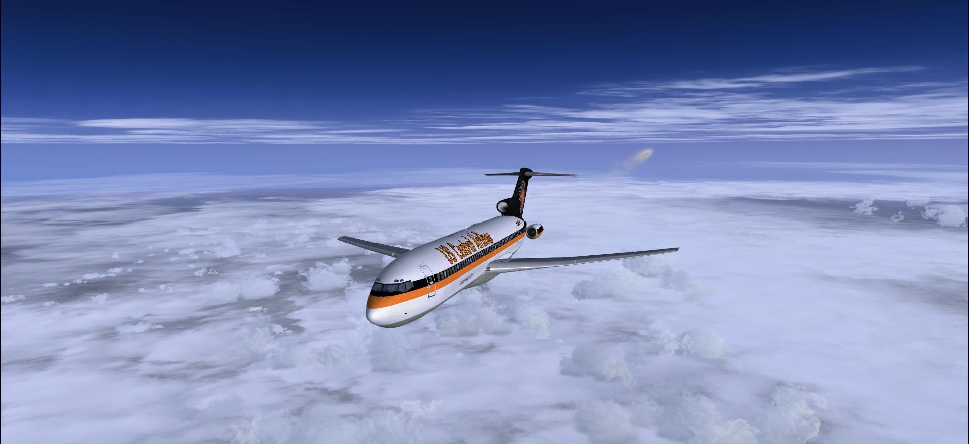 Boeing 727-200 Advanced