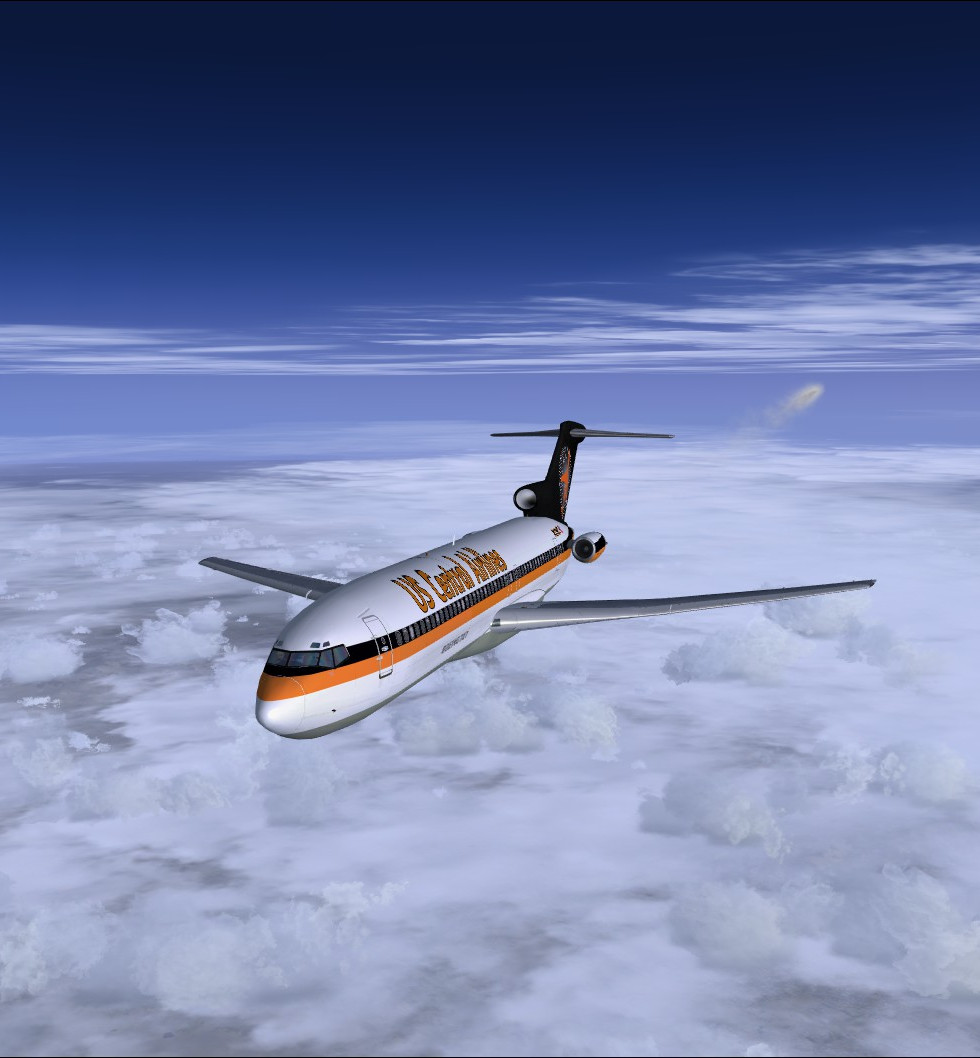 Boeing 727-200 Advanced