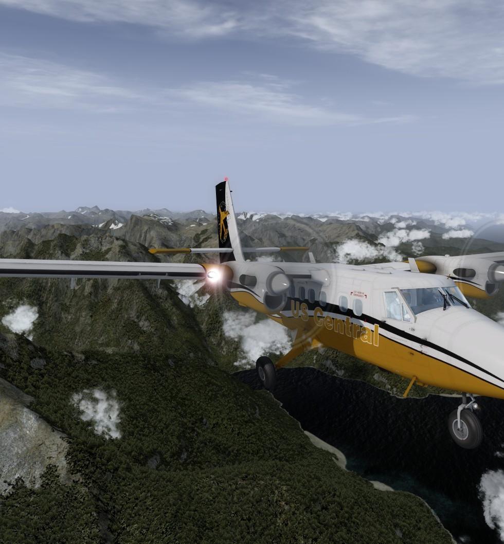 Dehavilland DHC-6-300 Twin Otter