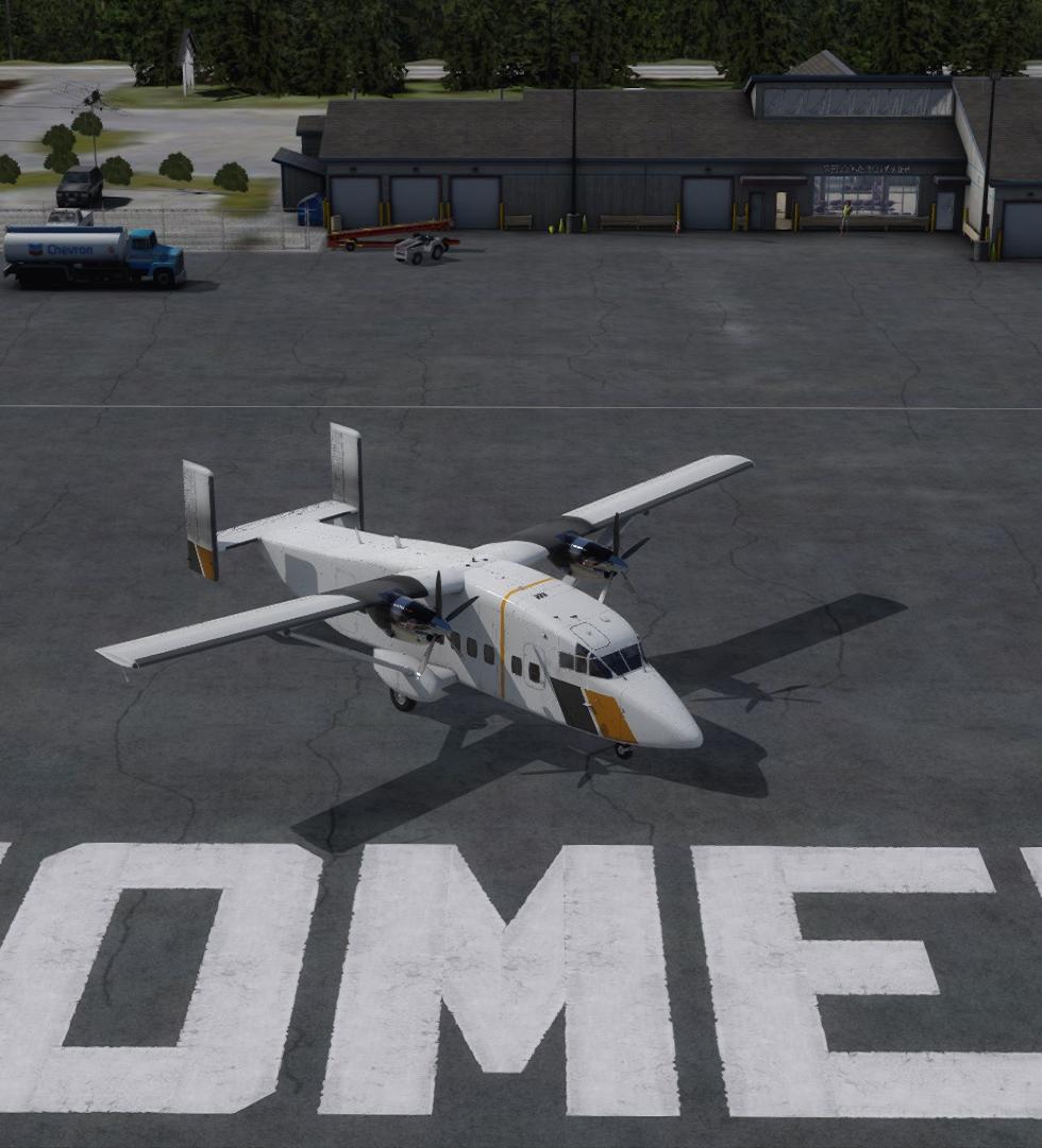 Short S330 Homer Alaska
