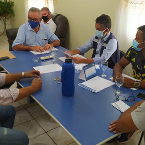 DERACRE fecha parceria com Prefeitura de Plácido para recuperação de pontes do Ramal do 16 e Samauma