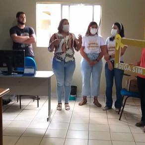 PREFEITURA DE PLÁCIDO INTENSIFICA AÇÃO SETEMBRO AMARELO
