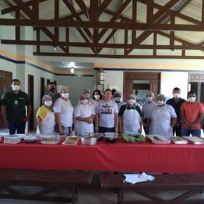 A Escola do Produtor, anexa a Secretaria Municipal de Agricultura de Plácido de Castro