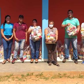 Prefeitura de Plácido realizará  entrega de sacolões a cadastrados do Bolsa Família