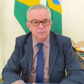 PREFEITO CAMILO DA SILVA CUMPRE AGENDA COM GOVERNO E FNDE.