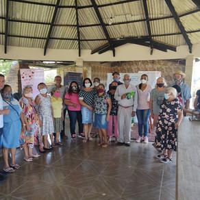Grupo de voluntários Sábios Prateados realiza mais um encontro