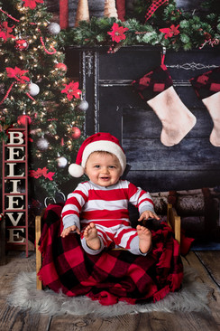 Christmas Portrait Mini