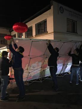 CCA賀中秋 Celebrating Mid-autumn Festival in CCA