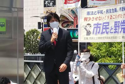 9月の野党共闘イベントスケジュール