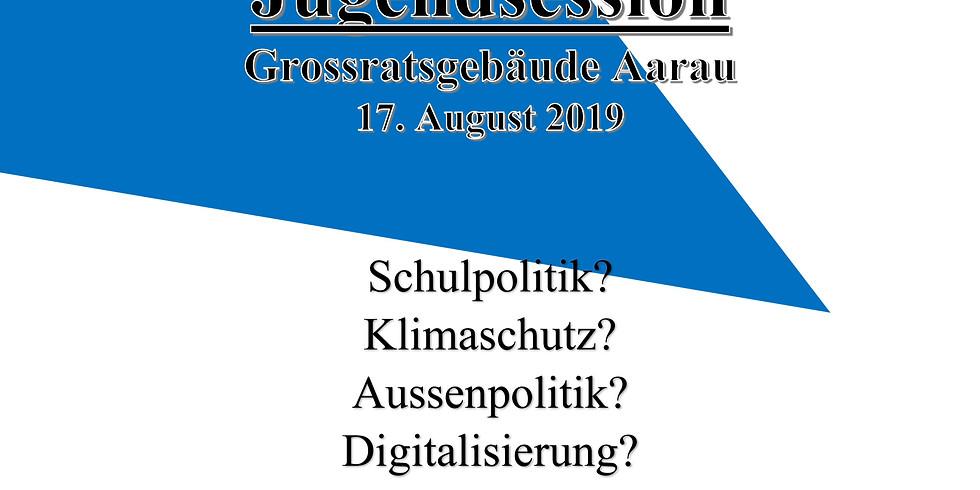 Kantonale Jugendsession 2019