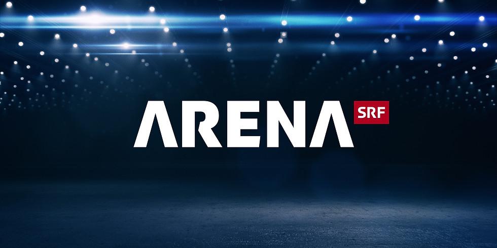 SRF Arena Besuch