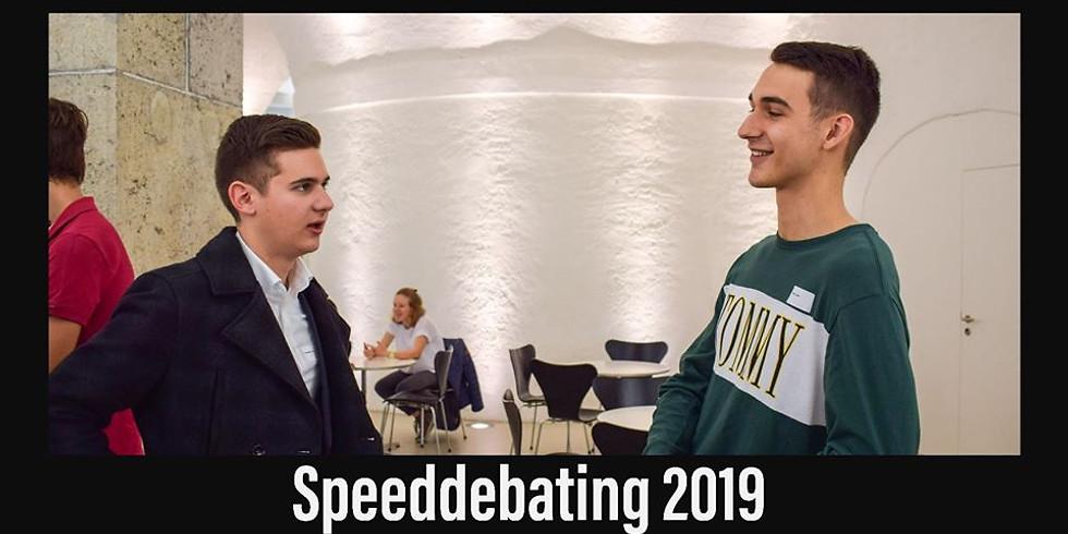 Speeddebating