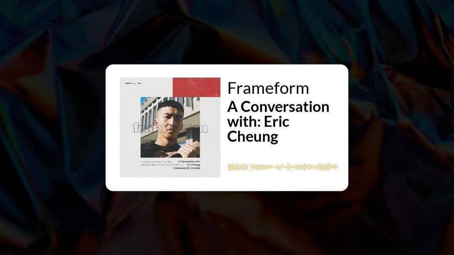 Frameform Podcast Ep 4: