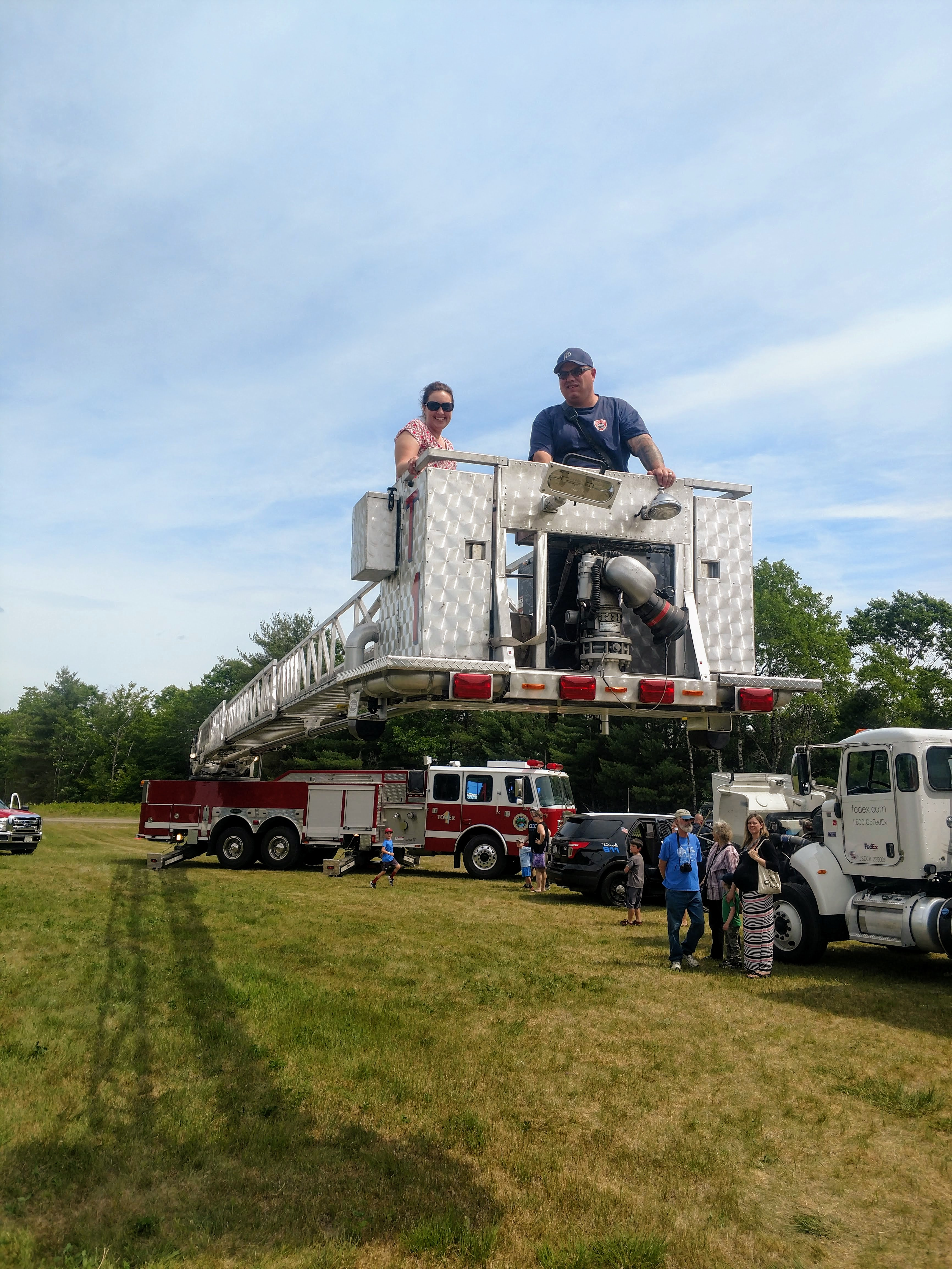 Touch-a-Truck 2018