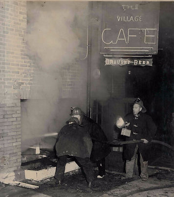 Village Cafe-1957