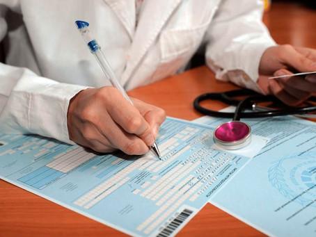 5 етапів для отримання допомоги за лікарняними 👓