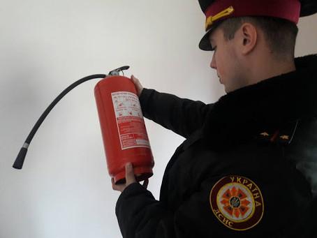 За перешкоджання пожежним перевіркам бізнесу загрожують штрафи. Законопроект