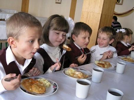 Нові норми та порядок харчування у закладах освіти та дитячих закладах оздоровлення та відпочинку