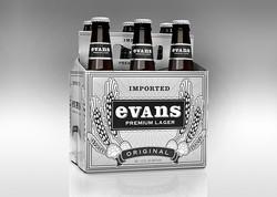 Evans Premium Lager