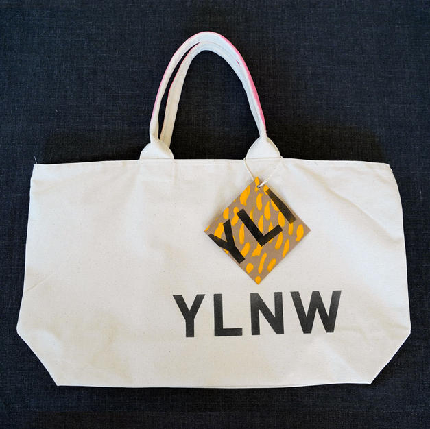 """TOTE BAG with CD""""COLORS"""""""
