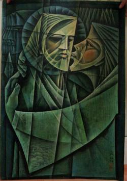 Jesus Christ and Judas Iscariot