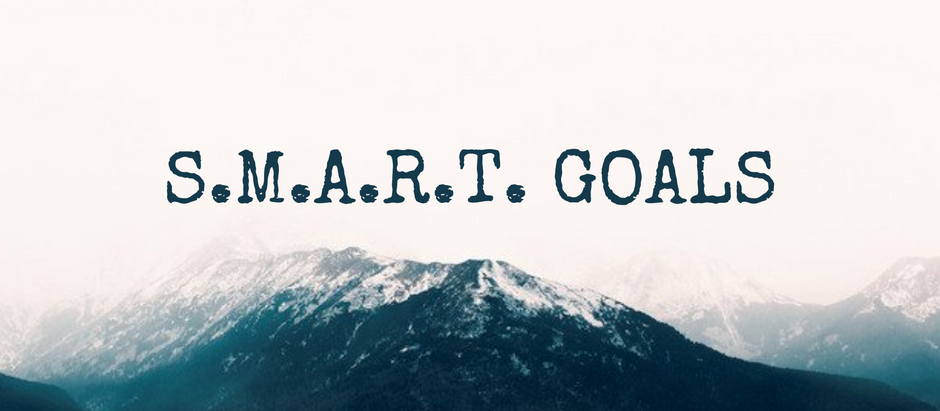 How to write S.M.A.R.T Goals