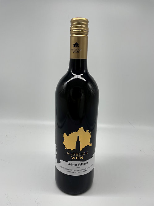 Josefstädter Wein, Grüner Veltliner, 2020