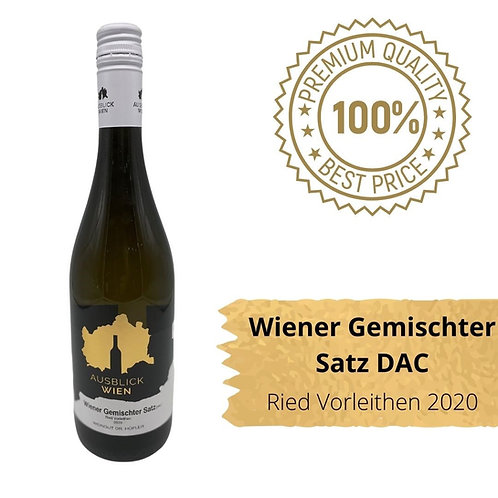 """Wiener Gemischter Satz DAC """"Vorleithen"""", 2020"""