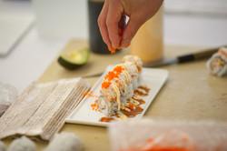 Linkedin-Team-Building-Sushi-Class-5