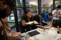 Linkedin-Team-Building-Sushi-Class-6