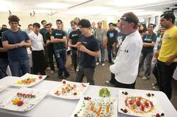 Linkedin-Team-Building-Sushi-Class-15