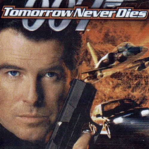 007 Tomorrow Never Dies (Playstation 1 game)