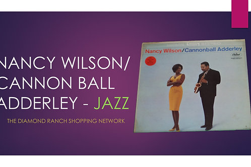 NANCY WILSON / CANNONBALL ADDERLEY