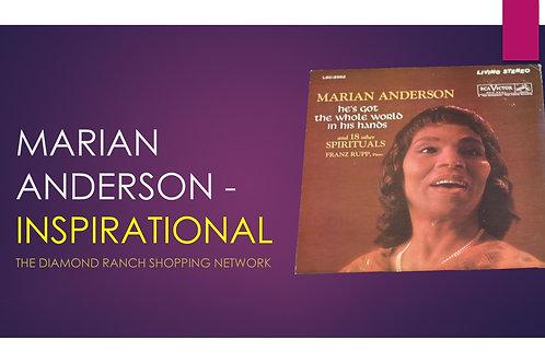 MARION ANDERSON