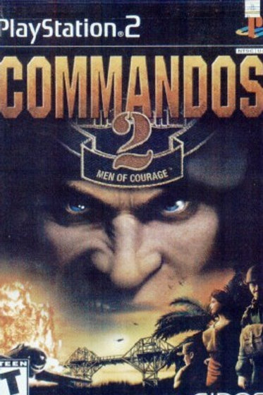 Commandos 2 History Is In Your Hands