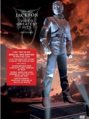 Michael Jackson - Greatest Hits - HIStory-DVD