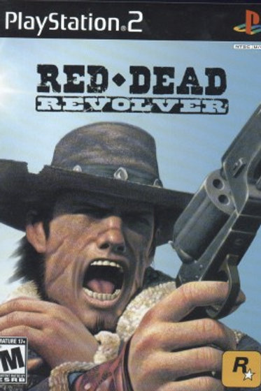 Red Dead Revolver (Playstation 2 game)