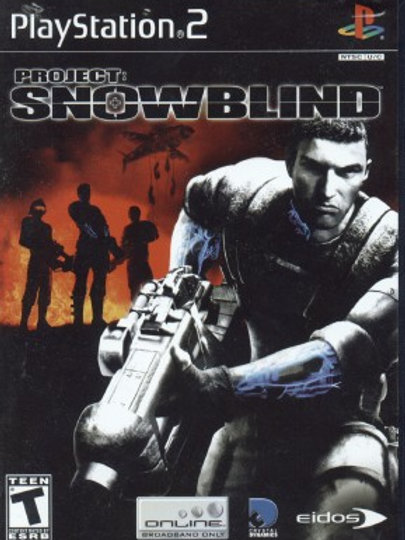 Project Snowblind (Playstation 2 game)