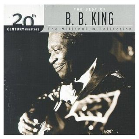 THE BEST OF B.B KING - 20TH CENTURY MASTERS COLLEC
