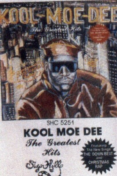 Kool Moe Dee Greatest Hits