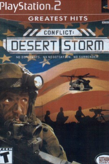 Conflict: Desert Storm (Playstation 2 game)