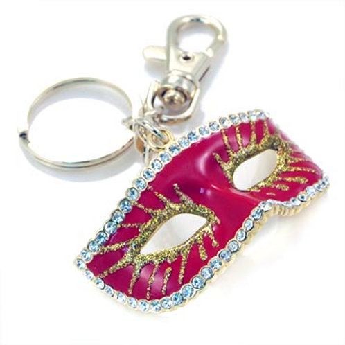 LARGE UNDERCOVER SMART KEY CHAIN-RED