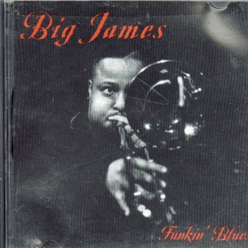 Big James W/The Chicago Playboys Funkin' Blues