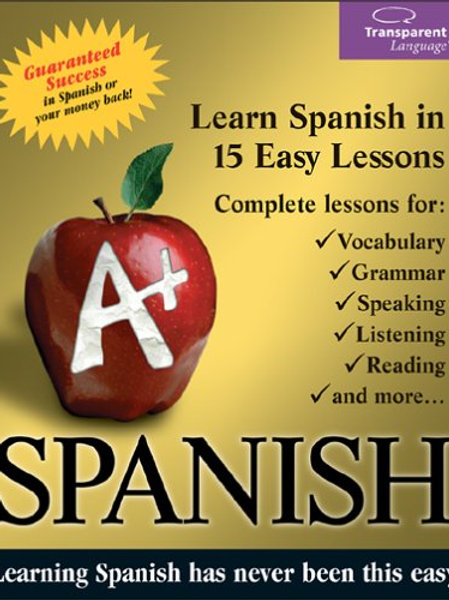 Spanish in 15 Easy Lessons-PC